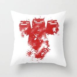 The Wither Throw Pillow