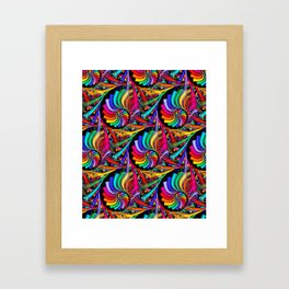 use colors for your home -11- Framed Art Print