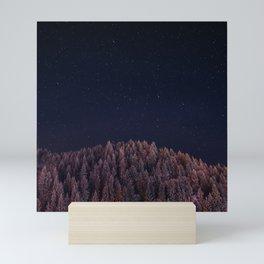 Seize The Night Mini Art Print