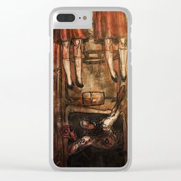 Valtiel Clear iPhone Case