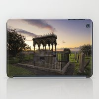 grace iPad Cases featuring Grace by Mark Nelson