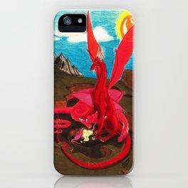 Darrell Merrill Nerd Artist Proud Papa iPhone Case