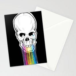 Skulls Are Still Cool Stationery Cards