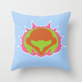 Hunted Throw Pillow