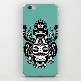 Râ Tatoo iPhone Skin