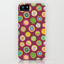 Candy is Dandy iPhone Case