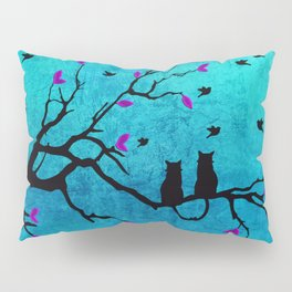 Lovecats - Together forever Pillow Sham