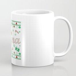 Nana Christmas Coffee Mug