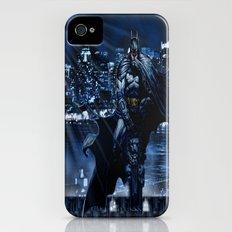 Dark Knight version 2 iPhone (4, 4s) Slim Case