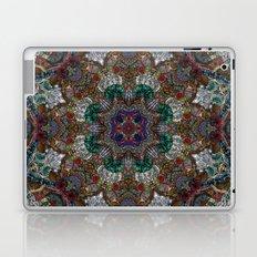 Hallucination Mandala 4 Laptop & iPad Skin