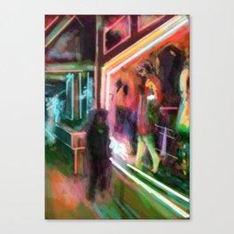 Valerian Canvas Print