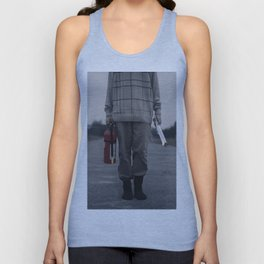 THE CAUSE AND THE CURE Unisex Tank Top