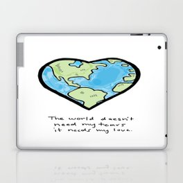 Worldly Love Laptop & iPad Skin