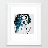 artpop Framed Art Prints featuring ARTPOP by Greg21