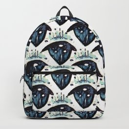 Ink creature 02 pattern Backpack