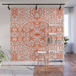 Lace variation 03 Wall Mural