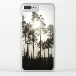 Underwood Clear iPhone Case