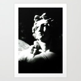Mother Of Creation Art Print