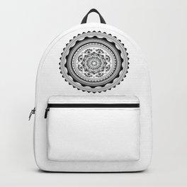 Mandala des Vagues Backpack
