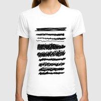 dramatical murder T-shirts featuring MURDER by hakstbl