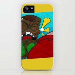 Tiki Boxing iPhone Case