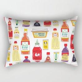 Asian Seasonings Rectangular Pillow