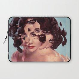 Another Portrait Disaster · Liz 4 Laptop Sleeve