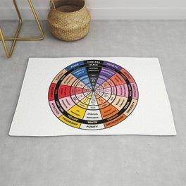 Wheel of Love Rug
