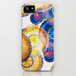 MANDALA PRINT #1 iPhone Case