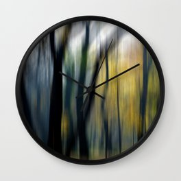 sleep walking Wall Clock