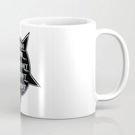 My life has a superb cast Coffee Mug