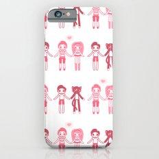 Girl + Boy + Cat Slim Case iPhone 6s