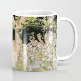 Breakfast and Flowers Coffee Mug