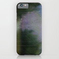 Green Blurry Landscape iPhone 6s Slim Case