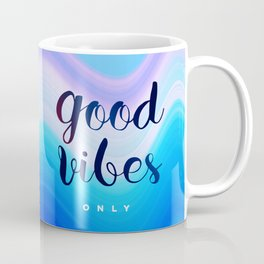 Good Vibes #‎homedecor‬ #‎cool #positive Coffee Mug