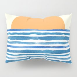 When The Sun Comes Up Pillow Sham