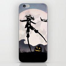 Jack Skellington Kid iPhone & iPod Skin
