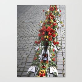 Vietnam Memorial 3 Canvas Print