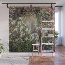 Garden of Eden I Wall Mural