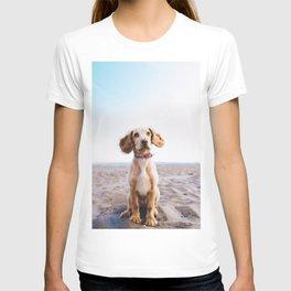 Man's Best Friend (Color) T-shirt