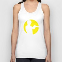 taxi driver Tank Tops featuring Taxi driver quote v2 by Buby87