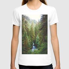 Evergreen River T-shirt