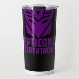 Decepticons  Travel Mug