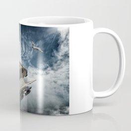 Phantom vs Mig 17 Coffee Mug