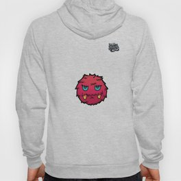 Doodle Red Ball Hoody