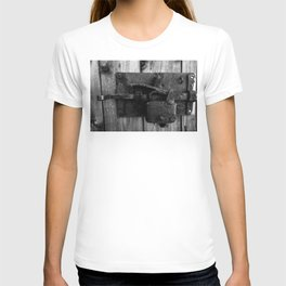 Vintage lock T-shirt