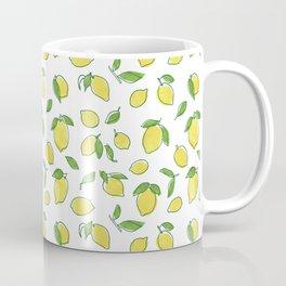 Lemon Leaf Coffee Mug