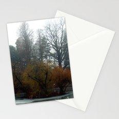 frozen island. Stationery Cards