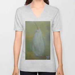 Pear Unisex V-Neck
