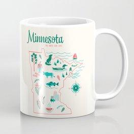 Minnesota State Love Coffee Mug